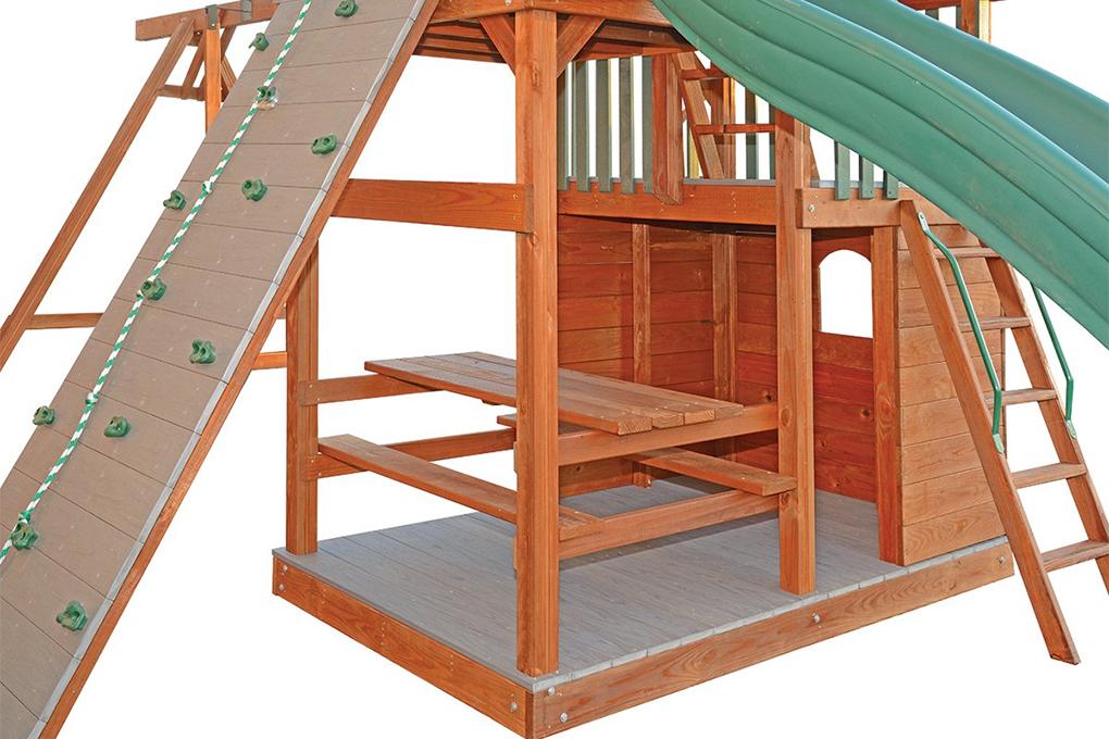 Swing Set Deck